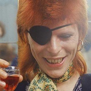 Ep60 TalkingWithMyself Tea w/ Bowie & Rickman