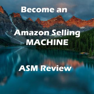 Review ASM: Want to be an Amazon Selling Machine?