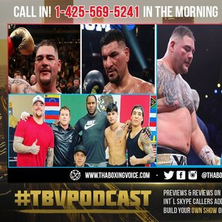 ☎️Andy Ruiz Jr vs Chris Arreola Still Being Targeted as a Fox PPV😱Are You Buying It❓