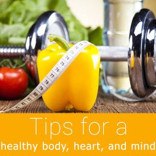 Tips for a healthy body