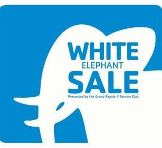 TOT - YMCA White Elephant Sale (4/23/17)