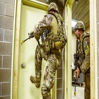 US Special Forces Rescue American Citizen Kidnapped In Northern Nigeria.