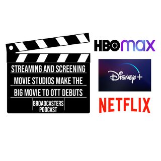 Streaming and Screening: Movie Studios Make the Big Movie to OTT Debuts BP120420-151