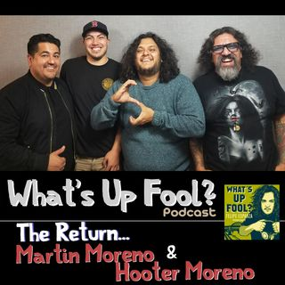 Ep 182 - Martin Moreno Returns