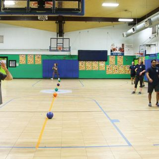 In Stoneham, Dodgeball For A Good Cause