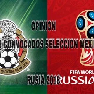 Analizando la Convocatoria de la Selección Mexicana (Opinión)