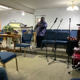 S2 E20 - God's Day with Lady Aunqunic Collins - Sunday Morning Worship on 5.2.2021 - Part 2
