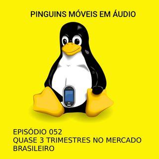 PMA 052 - Quase 3 trimestres no mercado brasileiro