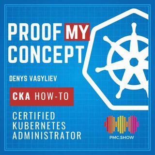 #14 Certified Kubernetes Administrator Exam