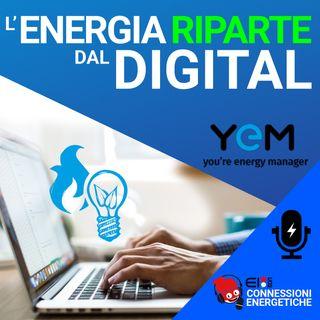 Il mercato energetico riparte dal digital