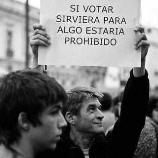 La desafección de los ciudadanos hacia la política