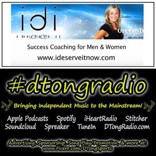 #NewMusicFriday on #dtongradio - Powered by iDeserveItNow.com