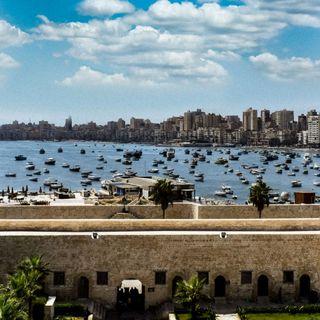 Storia di Alessandria d'Egitto, da Alessandro a Nasser