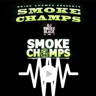 Episode 163 - Smoke Session Podcast DJ SMOKE BLACK SMOKE CHAMPS MIX SHOW YNVS