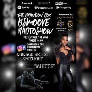 THE BRANDON COX BSMOOVE RADIOSHOW LIVE