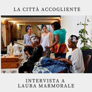 La città accogliente - Laura Marmorale