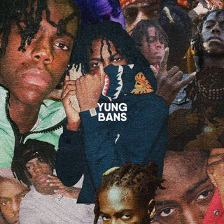 High as Us - Yung Bans ft Playboi Carti