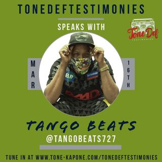 TANGO BEATS ON THE TONEDEFTESTIMONIES