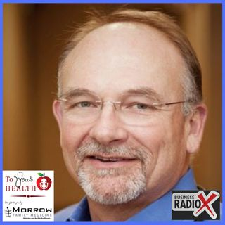Better New Year's Resolutions – Episode 48, To Your  Health With Dr. Jim Morrow