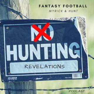 Hunting Revelation: Week 2 Recap & TNF Preview