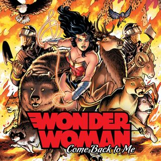 Source Material Live: Wonder Woman - Come Back to Me