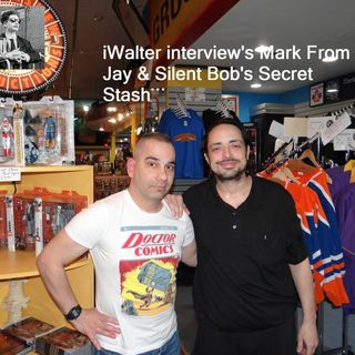 iWalter interview's Marc Costello from Jay and Silent Bob's Secret Stash