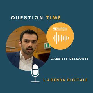 QT#1 Gabriele Delmonte - Il futuro digitale dell'Emilia-Romagna