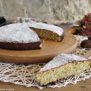 Café Bleu - Dolce di Castagne senza farina e senza lievito