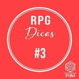 RPG Dicas #3 - Masmorras II