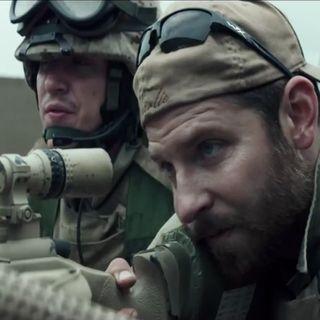 Leslie & Brad Bannon on American Sniper