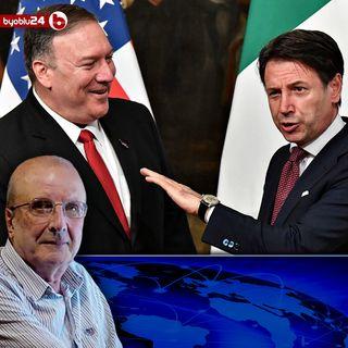 Mike Pompeo a Roma. La Guerra Fredda USA-Cina – Manlio Dinucci