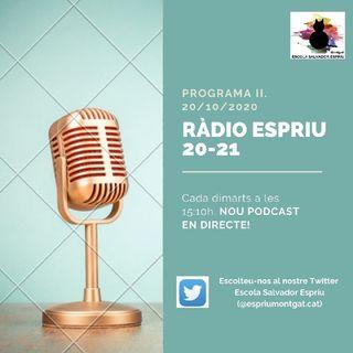 Ràdio Espriu 2020-2021
