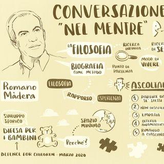 """Conversazione """"nel mentre"""" con Romano Màdera"""