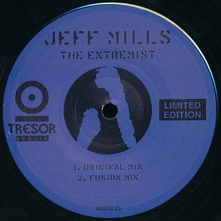 Jeff Mills - The Extremist