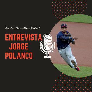 Entrevista con Jorge Polanco de los Minnesota Twins