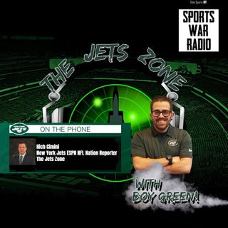 The Jets Zone: Rich Cimini interview (New York Jets ESPN NFL Nation Reporter)
