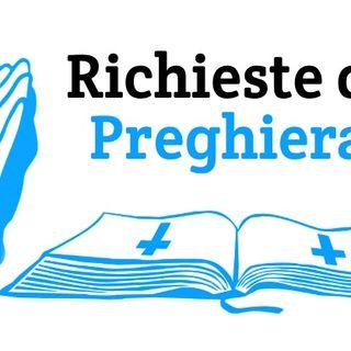 """""""S.S.Rosario e Preghiamo Insieme"""" con Debora e Giuseppe."""