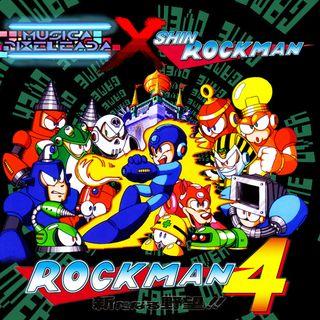 Mega man 4 (NES)