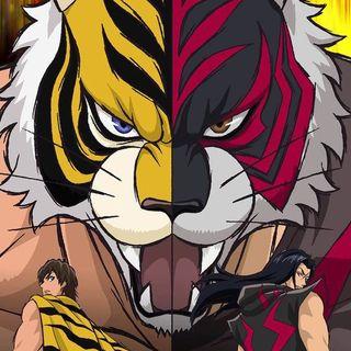 Las Joventuras 01: Tiger Mask W