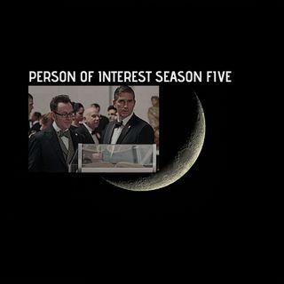Person Of Interest Season Five