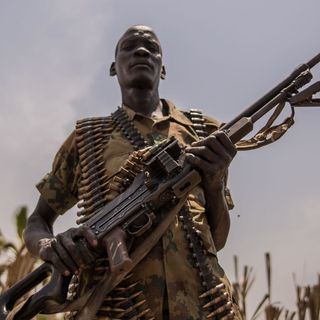 Sudan:  Moving Past an Abortive Arab Sprng