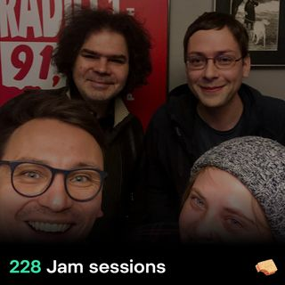 SNACK 228 Jam sessions