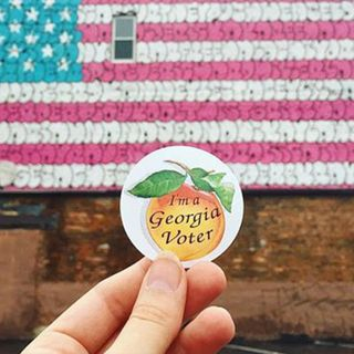 Clickbaity: Political Thirsttrap   Takeover Day 2: Georgia Stood Up   #It'sTheVoteForMe