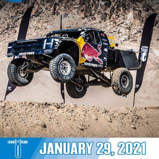 Motorsports Drop: January 29, 2021