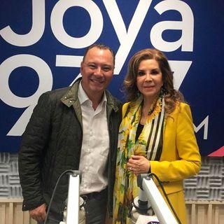 Guadalupe Pineda platica sobre su presentación en el Auditorio Nacional