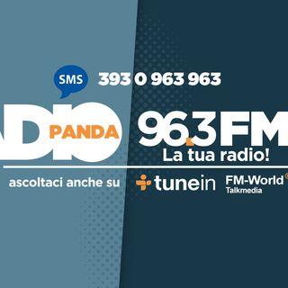 Radio Panda - Intervista a Valentino Infuso e Valentina Cidda