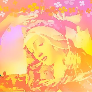 mother Mary prayer of dedication