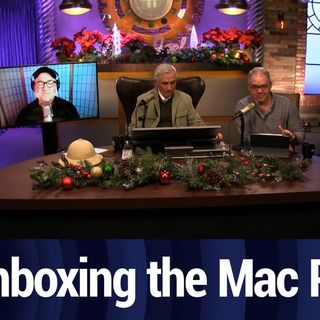 Unboxing the Mac Pro | TWiT Bits