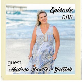 The Cannoli Coach: Your Happiness is Your Responsibility w/Andrea Powles-Gullick | Episode 088