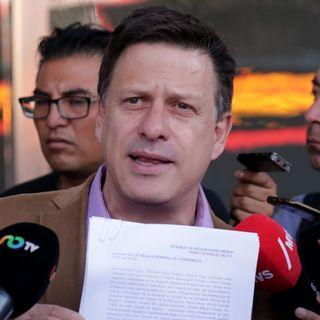 PRD denuncia al presidente por pedir cooperación para rifa